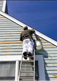 Painting and Restoring Exterior Residential House Siding in Henderson Nevada